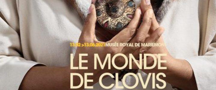 Musée Royal de Mariemont: Le monde de Clovis du 13.02 >13.06.2021
